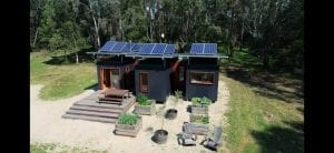 Tiny house 1 Gippsland Solar