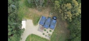 Tiny house 2 Gippsland Solar