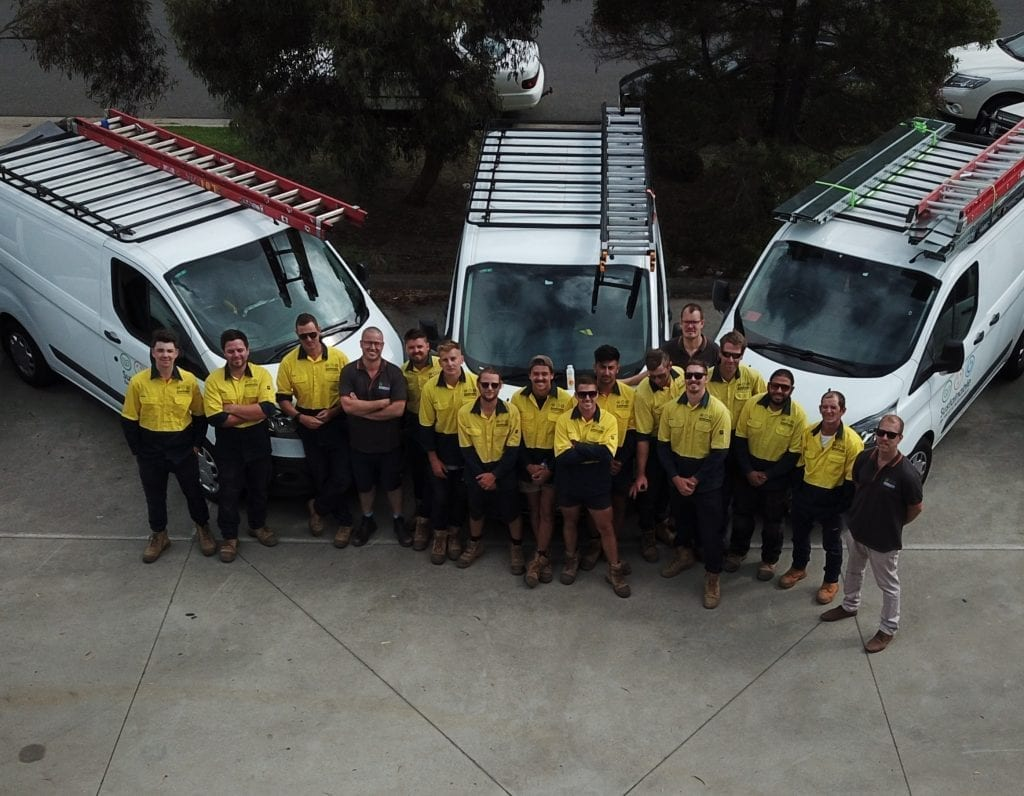 SEA team Gippsland Solar
